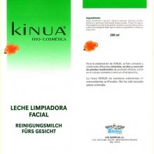 Leche Limpiadora Facial 200ml de Kinua