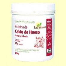Proteína de Caldo de Hueso - 300 gramos - Sura Vitasan