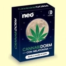 Cannabidorm con Melatonina - 30 cápsulas - Neo