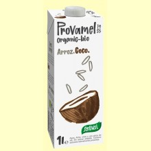 Bebida de Arroz y Coco Bio - 1 litro - Provamel *