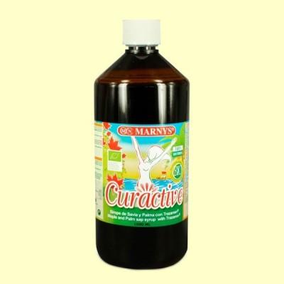 Curactive Sirope de Savia y palma BIO - 1000 ml - Marnys