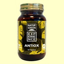 Experience Antiox Bio - 90 cápsulas - NaturGreen