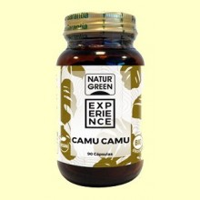 Experience Camu Camu Bio - 90 cápsulas - NaturGreen