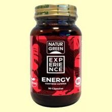 Experience Energy Bio- 90 cápsulas - NaturGreen