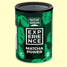 Experience Matcha Power Bio - 150 gramos - NaturGreen