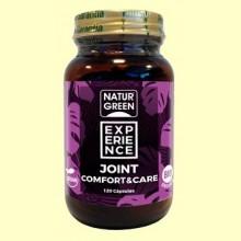 Experience Joint Comfort & Care Bio - 120 cápsulas - NaturGreen