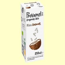 Bebida de Arroz y Coco Bio - 250 ml - Provamel