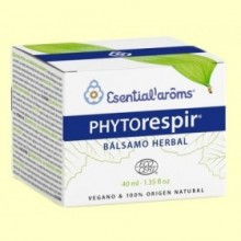 Phytorespir Bálsamo Herbal - 40 ml - Esential Aroms