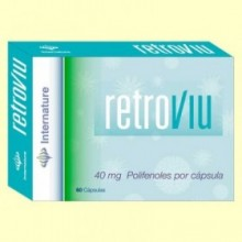 Retroviu - 60 cápsulas - Internature
