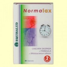 Normalax - 30 cápsulas - Internature