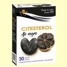 Citesterol Ajo Negro - 30 cápsulas - Bioserum