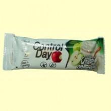 Barrita Control Day - Yogur Manzana - 44 gramos - NutriSport *
