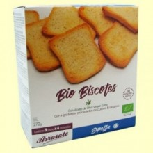 Biscotes Espelta - 270 gramos - Arrasate