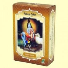Henna Rubio Ceniza Polvo - 100 gramos - Radhe Shyam
