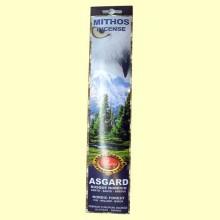 Incienso Mithos Asgard - Bosque Nórdico - 16 barras - Flaires