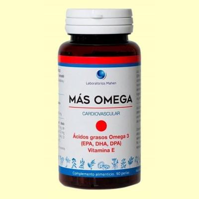 Más Omega Punto Rojo - 90 perlas - Mahen