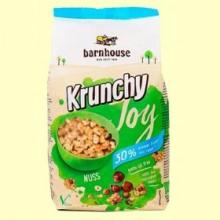 Krunchy Joy Avellanas Bio - 375 gramos - Barnhouse