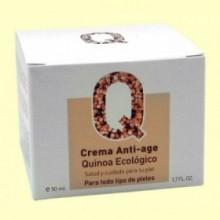Crema Anti-edad Quinoa Ecológico - 50 ml - Van Horts