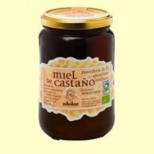 Miel de Castaño Bio - 1 kg - Mielar