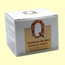 Contorno de Ojos - Quinoa Ecológica - 30 ml - Van Horts