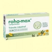 Roha Max Tránsito Intestinal - 30 comprimidos - Roha Max