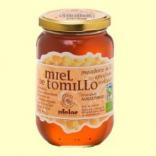 Miel de Tomillo Bio - 500 gramos - Mielar