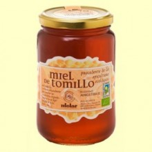 Miel de Tomillo Bio - 1 kg - Mielar