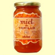 Miel de Tomillo - 500 gramos - Mielar