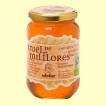 Miel Milflores Bio - 500 gramos - Mielar