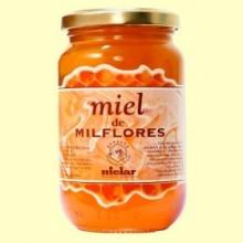 Miel Milflores - 500 gramos - Mielar