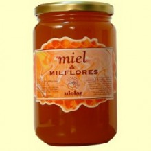 Miel Milflores - 1 kg - Mielar