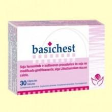 Basichest - 30 cápsulas - Bioserum