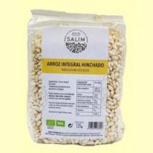 Arroz Integral Inflado Bio - 125 gramos - Eco Salim