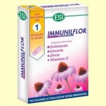 Immuniflor - Defensas - 30 cápsulas - Esi Laboratorios