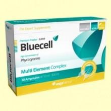 Super BlueCell - 30 ampollas - Vegafarma