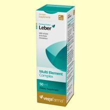 Leber - 50 ml - Vegafarma