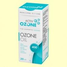 Ozone Oil 400 IP - 20 ml - Activozone
