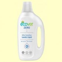 Detergente Líquido Prendas Delicadas Zero - 1,5 litros - Ecover