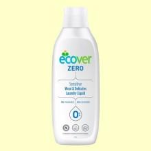 Detergente Líquido Prendas Delicadas Zero - 1 litro - Ecover