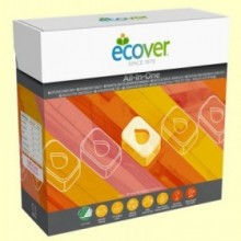 Lavavajillas máquina All-in-one - Ecover - 65 tabletas