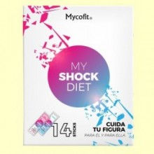 My Shock Diet - 14 sticks - Mycofit