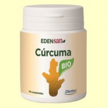 Edensan Cúrcuma Bio - 60 comprimidos - Dietisa