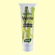 Arcilla Verde Pasta - 400 gramos - Santiveri