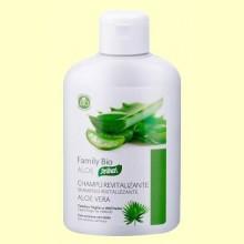 F-Aloe Vera Champú Revitalizante Bio - 250 ml - Santiveri