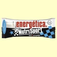 Barrita Energética Yogur - 44 gramos - NutriSport