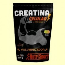 Creatina Celular Limón - 500 gramos - NutriSport