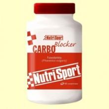 Carbo Blocker - Extracto de Judía Blanca - 60 comprimidos - Nutrisport