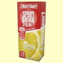 Bebida Hydra Zero Limonada - 5 sticks - NutriSport