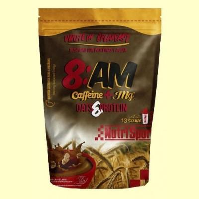 8AM Cafeína - 650 gramos - Nutrisport