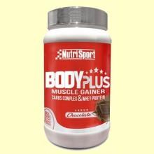 Body Plus Chocolate - 850 gramos - Nutrisport